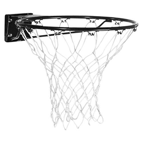 Spalding Unisex Basketballkorb Nba Standard Rim Basketball, black,Einheitsgröße EU