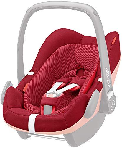 Maxi Cosi Pebble plus - Funda para silla de paseo, color rojo
