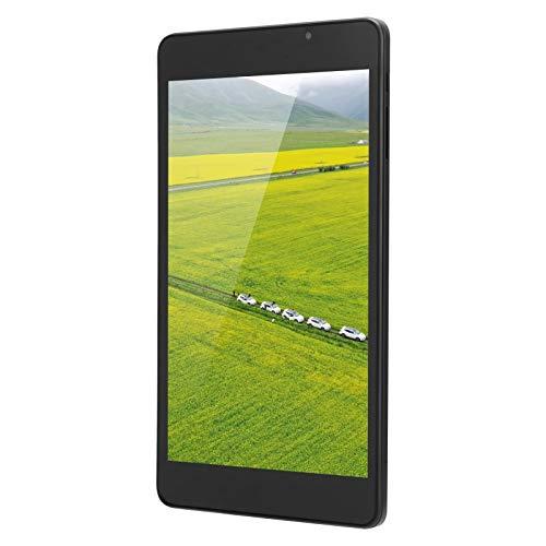 BTER Android 10.0 Tablet PC, Pantalla IPS de 8 Pulgadas 3GB RAM + 32GB Tabletas de Interfaz Quad-Core Type-C WiFi Bluetooth GPS 2MP + 2MP Cámaras 7.5H Playtime Tablet con batería de 5300Mah(EU)