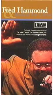 Fred Hammond & Radical For Christ - Live