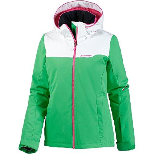 Ziener Damen Skijacke grün 36
