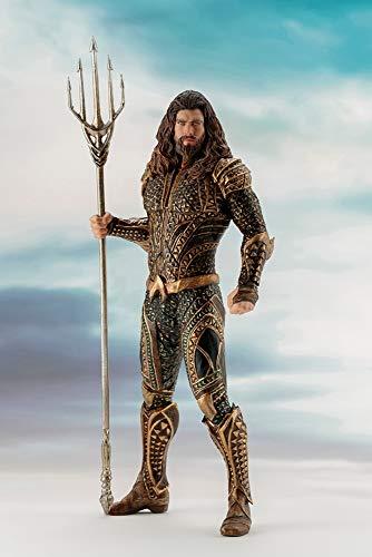 Justice League Aquaman ARTFX+ Statue - Kotobukiya