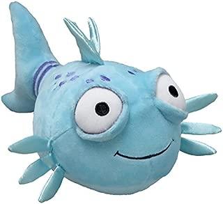 MerryMakers Pout-Pout Fish Plush Doll, 9-Inch
