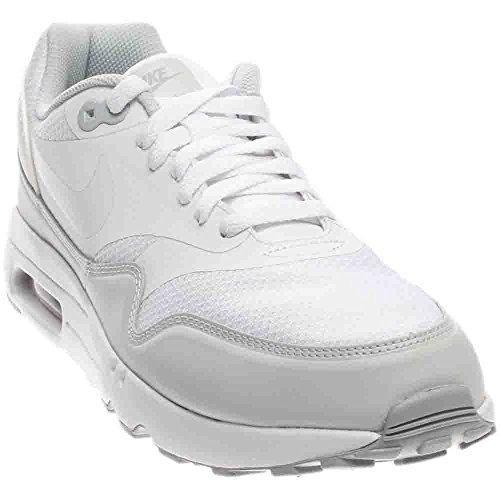 Nike Herren Air Max 1 Ultra 2.0 Essential Weiß/Weiß, Größe 11,5
