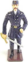 American Civil War Colonel Joshua Chamberlain 20th Maine Regiment Gettysburg Metal Hand Painted Collectible Figure Toy Soldier W Britain Type