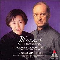モーツァルト : フルートとハープのための協奏曲