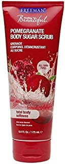 Best freeman pomegranate sugar scrub Reviews
