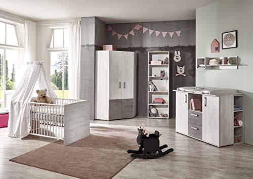 %SALE% Babyzimmer Insa 6 teilig Komplett Set Babymöbel Sofort lieferbar
