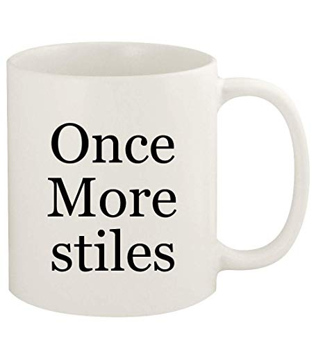 got stiles? - 11oz Ceramic White Coffee Mug Cup, White