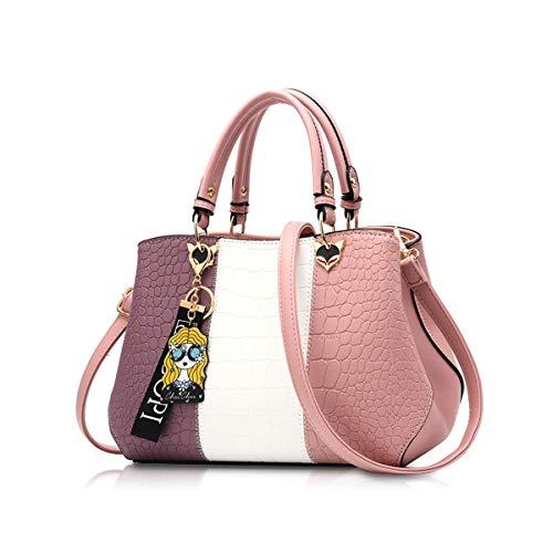 Nicole&Doris 2021 New Wave kvinnor handväskor messengerväska damhandväska kvinna väska handväskor för kvinnor grå