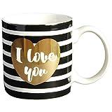 Draeger - Mug Original - Tasse À Thé à offrir en cadeau à vos proches - Tasse À Café en porcelaine fine - 350 ml 8...