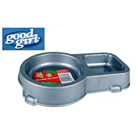 (Good Girl) Non-Slip Cat Bowl 7.5″ (Assorted Colours) [46914]