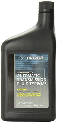 Genuine Mazda Fluid (0000-77-110E-01) M3 Automatic Transmission Fluid - 1 Quart