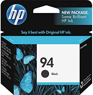 Hp PhotoSmart Pro B8350 OfficeJet H470 PSC 2355Xi 2610 7310 C8765WN (HP 94) OEM Black Inkjet Cartridge