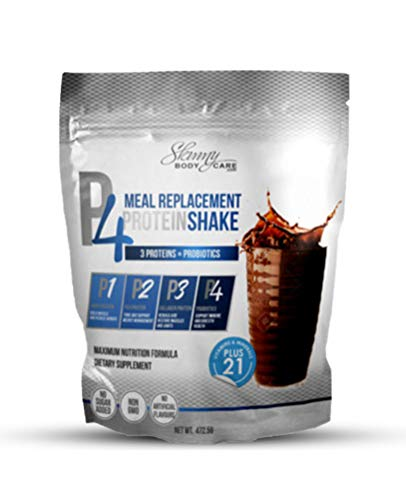 P4 Meal Replacement Protein Shake