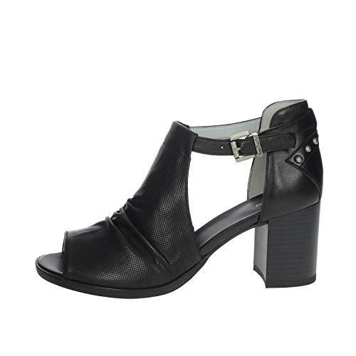 Nero Giardini Stivali per Le Donne, Farbe Nero, Marke, Modell Stivali per Le Donne E010255D Nero