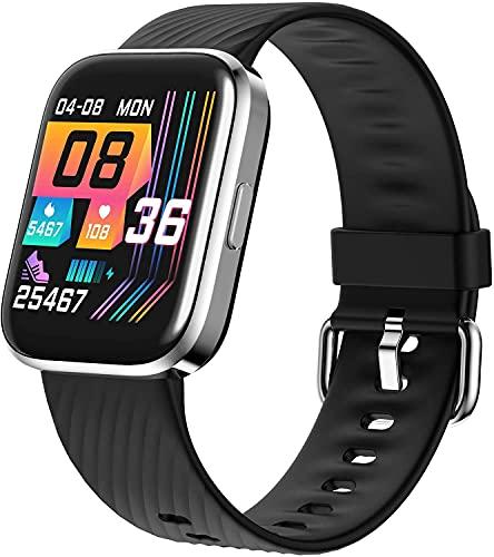 Intelligente Uhr, Fitness-Tracker mit...