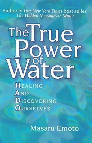 پانی کی حقیقی طاقت: اپنے آپ کو شفا بخش اور دریافت کرنا