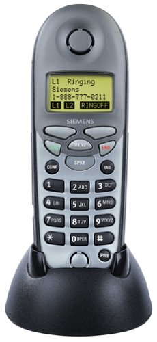 Siemens 8800 Gigaset 2.4 GHz Accessory Handset for 8825 Cordless Phone