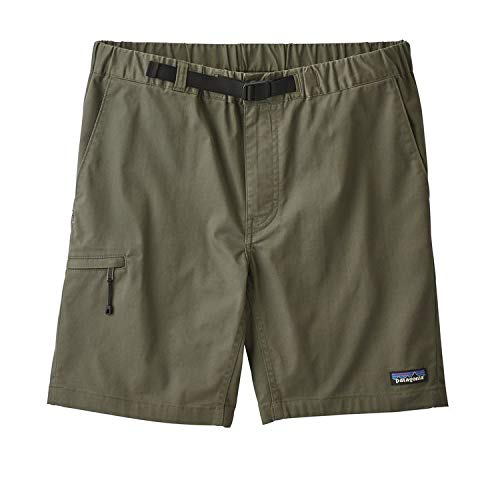 Patagonia M 'S Performance Gi IV 8 in, Shorts S Industrie-Grün
