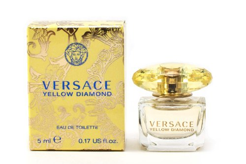 Versace Yellow Diamond Eau de Toilette 5ml miniature/mini parfum