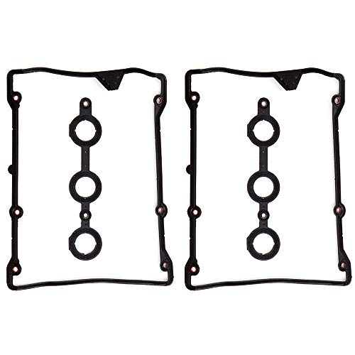 SCITOO Valve Cover Gasket Replacement for 98-05 for Audi A4 A6 S4 Volkswagen Passat 2.7L 2.8L V6 30v