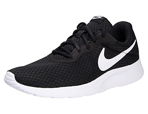 Nike Męskie Buty do Biegania Tanjun, Czarny/Biały 41 EU