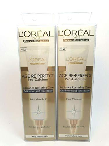 L'Oreal Age Re-Perfect Pro-Calcium Anti-Brown Spot Concentrate 30ml
