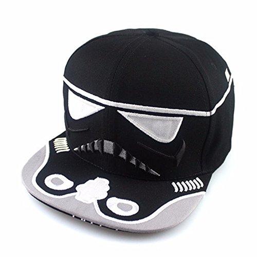 Accessoire Homme/Femme - Casquette Noire - Star Wars : Trooper - Diametre : 19cm