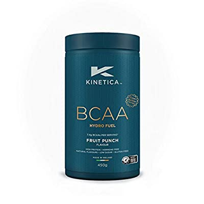 Kinetica BCAA Hydrofuel, Fruit Punch, 450g
