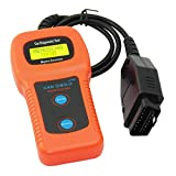 iFCOW Handheld-Autodetektor-Codeleser U480 Handheld-Autodiagnosewerkzeug Fehlercodeleser Auto-Scanner-Codeleser-Werkzeugzubehör