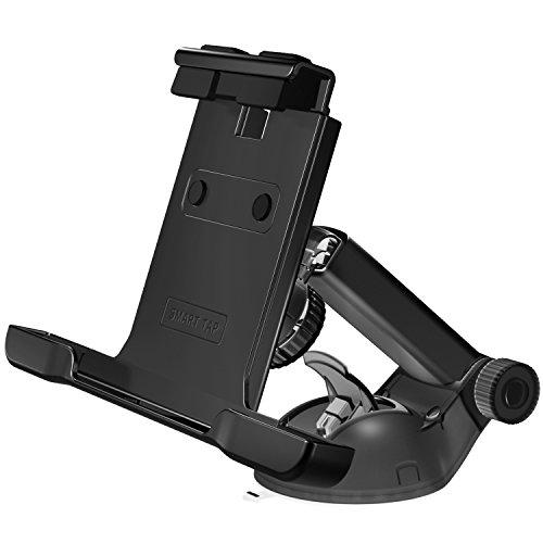 SmartTap タブレッド iPad mini 専用 車載ホルダー EasySmartTap mini ( 伸縮アーム 粘着ゲル吸盤 ) HLCRIO106