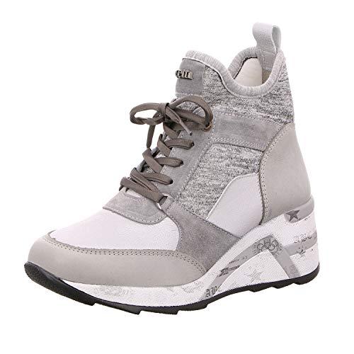 Cetti Damen Sneaker C1151-SRA-STONE grau 543853