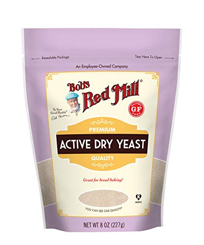 Bob's Red Mill Gluten Free Active Dry Yeast, 08 Oz