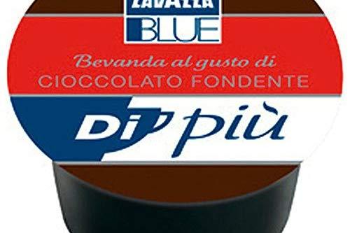 50 Cialde Lavazza Blue Blu Cioccolata Fondente
