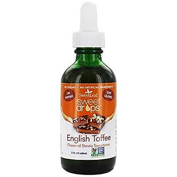 Sweet Leaf - Stevia Clear Liquid Toffee 2 Oz