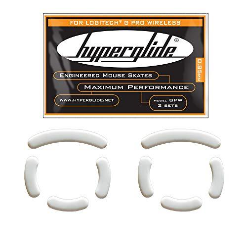 Hyperglide マウスソール Logicool G PRO WIRELESS用 2set (GPW)