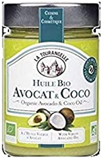 La Tourangelle Organic Avacado & Coconut Oil, 314 ml