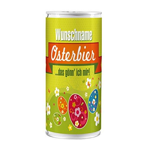 Lustapotheke® Dosenbier mit Namen - Osterbier … das gönn ich mir - super Geschenk-Idee für alle, die Bier lieben