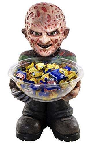 Rubie's 368288 - Freddy Candy Bowl Holder