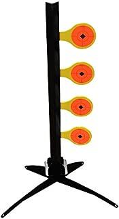 Birchwood Casey USA World of Targets .22 Rimfire Dueling Tree Stand Yellow