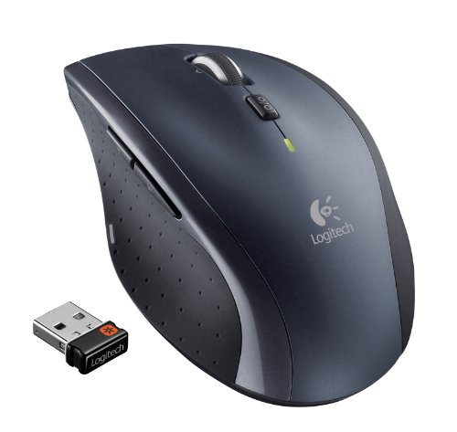 Logitech Wireless Marathon Mouse with 3-Year Battery Life