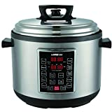 Best Electric Pressure Canners - GoWISE USA Electric Pressure Cooker (14-QT, Silver) Review