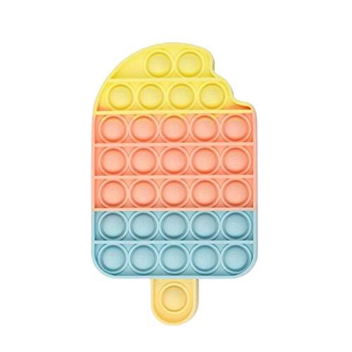 huaqiang194 Bubbles Fidget Sensory Toy, Pop It Figit Toy, Push Gadgets Bubble Sensory Fidget Toy, Zappeln Sensory Push Bubble Pop Bubble Fidget Toy/EIS