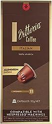 Vittoria Italian Coffee Capsules / Pods | Nespresso machine Compatible | Arabica Coffe, Vittoria Ita