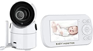 Baby Monitor 1080P Full HD Wifi Draadloze IP-Camera 2-Way Audio Night Vision App Control Smart Home Draadloze CCTV Motion ...