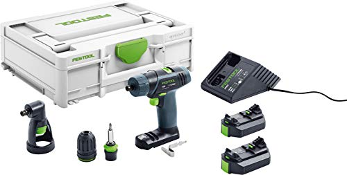 Festool 576103 Cordless Drill TXS 2,6-Set 240V