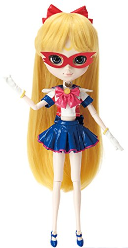 Groove Pullip Sailor Moon Sailor V (Sailor V) P-156 About 310mm ABS-Painted Action Figure