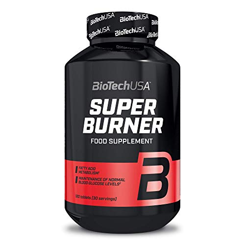 BioTechUSA Super Burner, 120 Tabletten