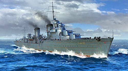 トランぺッター 1/350 ソビエト海軍 駆逐艦 タシュケント 1942 プラモデル 0537